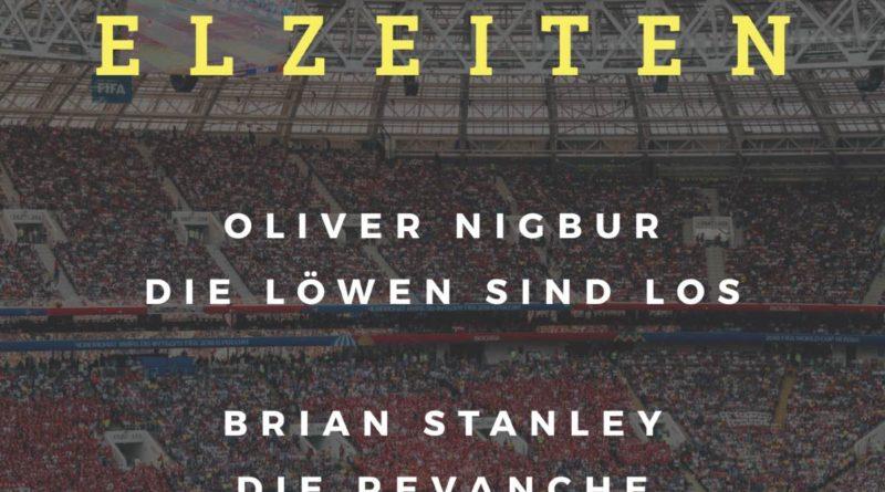 Die ersten drei Spielzeiten - ein Roman von Oliver Reinking